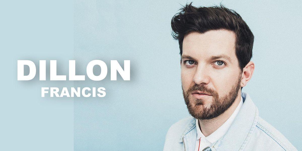 DILLON FRANCIS at Vegas Nightclub - JUNE 11 - FREE Guestlist