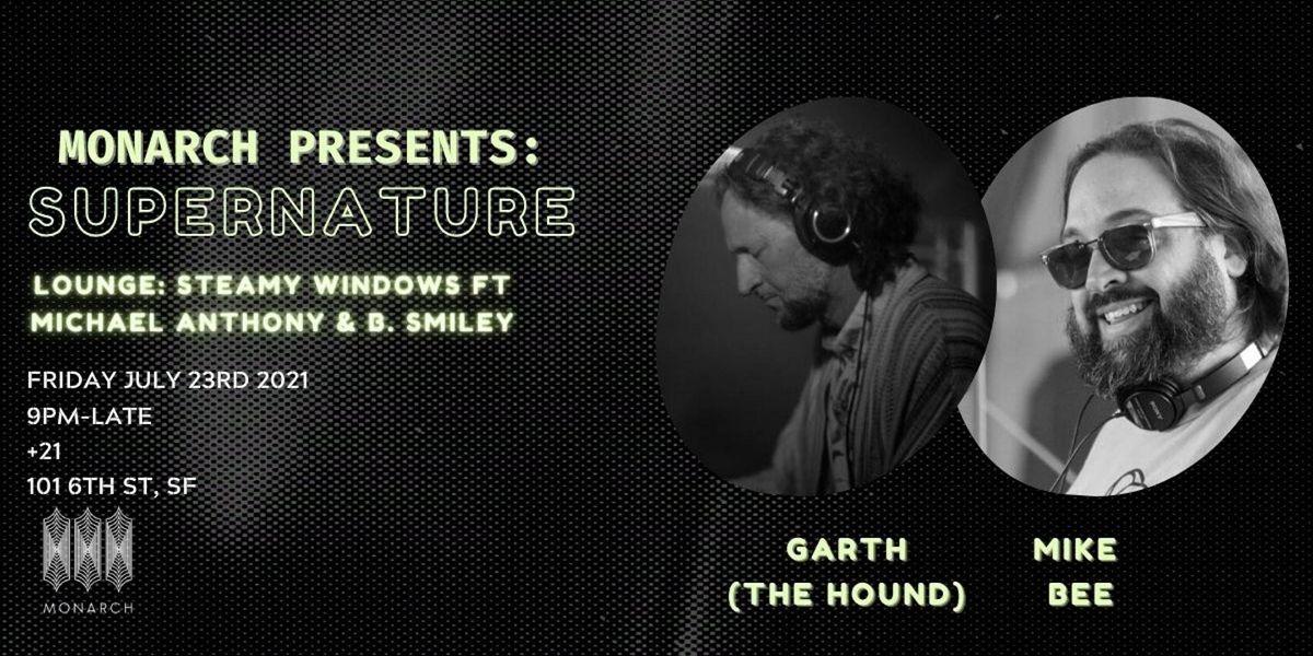 Garth, Mike Bee, Steamy Windows