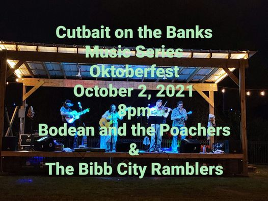 Cutbait on the Banks Music Series and Oktoberfest