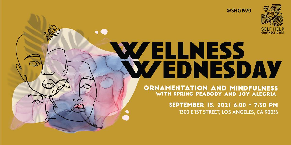 Wellness Wednesday: Ornamentation and Mindfulness