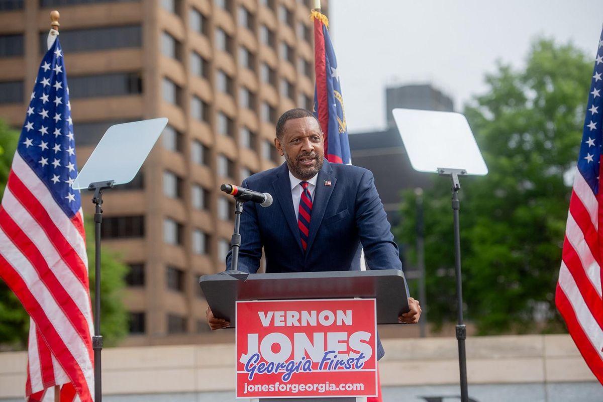 Meet & Greet  with Vernon Jones