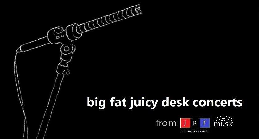 Big Fat Juicy Desk Concert feat. Sean Lemkey