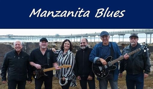 Manzanita Blues Returns to Humphreys Backstage Live