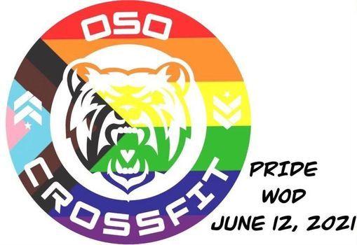 Oso Pride Wod