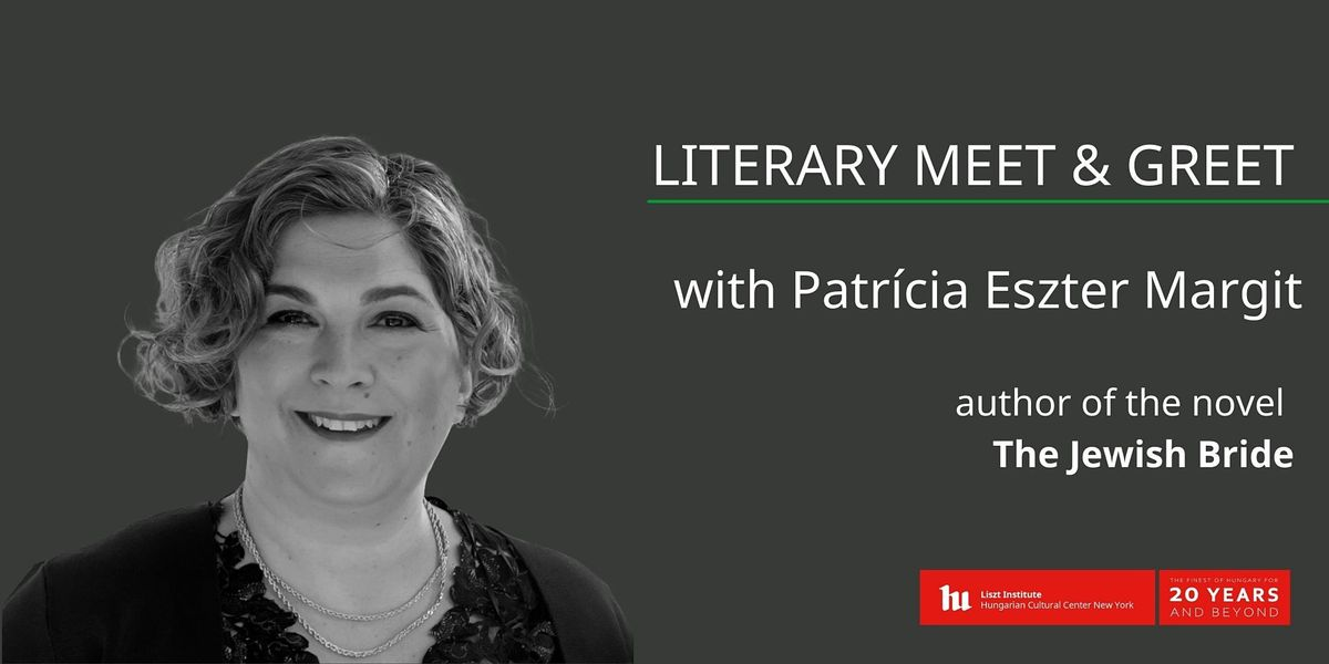 Literary Meet & Greet: The Jewish Bride