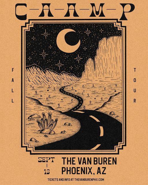Caamp - The Van Buren
