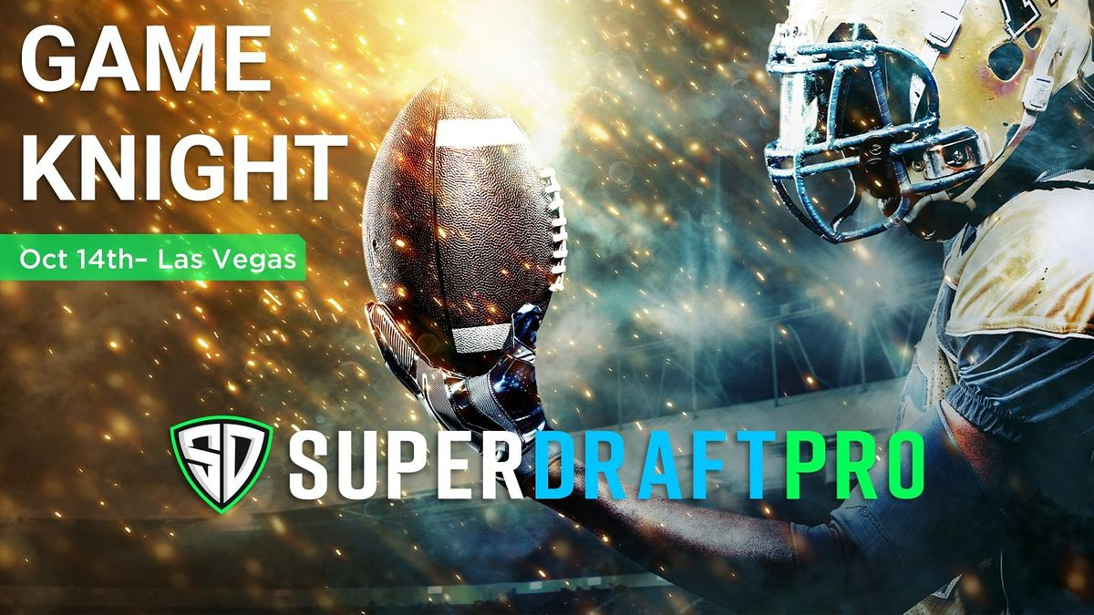SuperDraft PRO - GameKnight  10\/14\/21