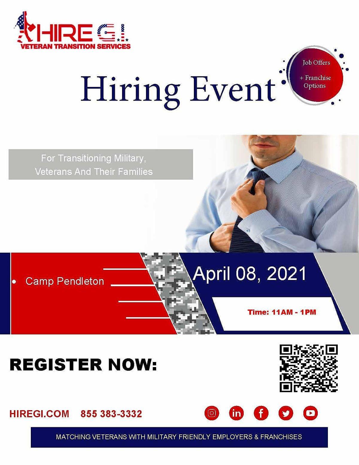 Camp Pendleton Career Fair