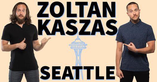 Zoltan Kaszas Returns To Seattle
