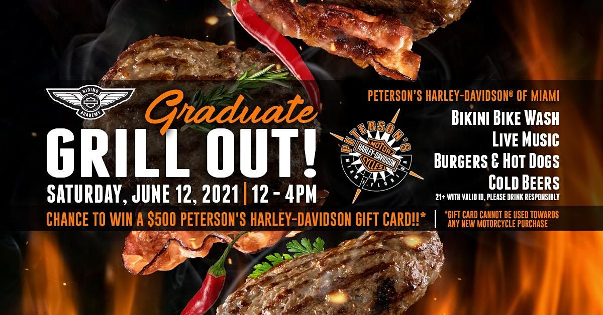 Graduate Grill Out