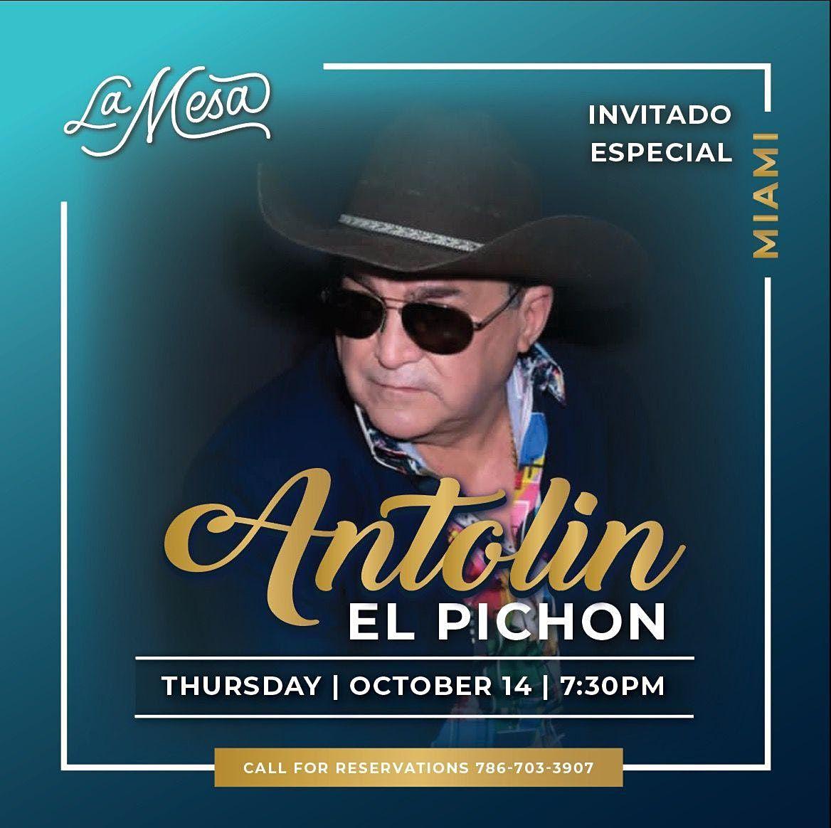 ANTOLIN EL PICHON