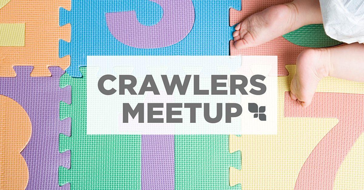 Stay & Play: Crawlers Sensory Play