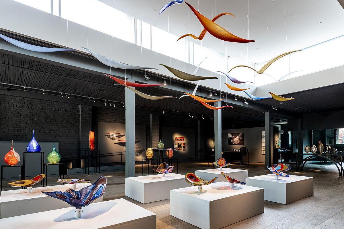 Private Screening & Tour of the Lino Tagliapietra Seattle Showroom
