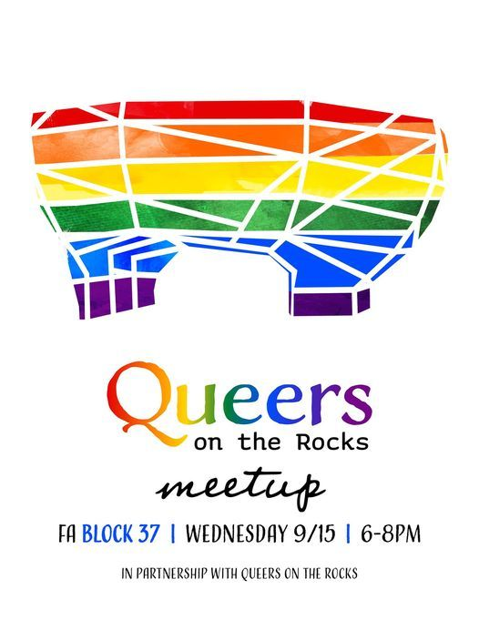 Queers on the Rocks - Community Climb