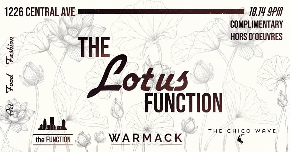 The Lotus Function