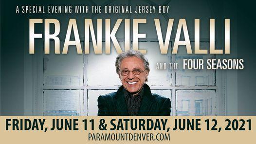 New Date: Frankie Valli & The Four Seasons