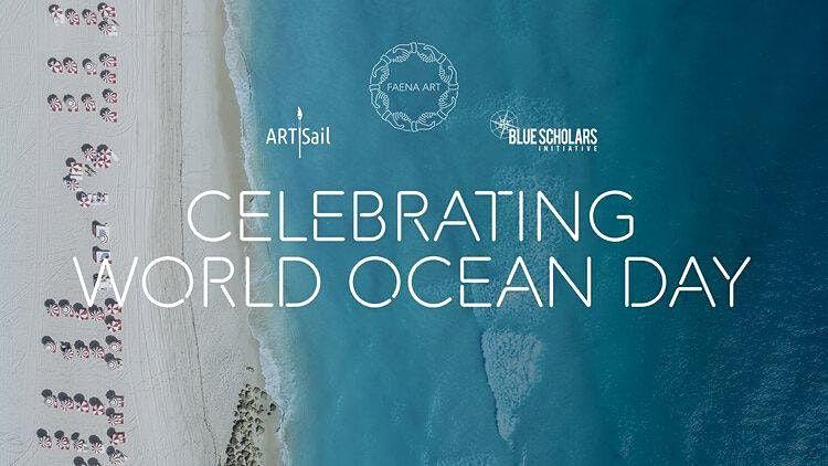 World Ocean Weekend Celebration Swim Challenge