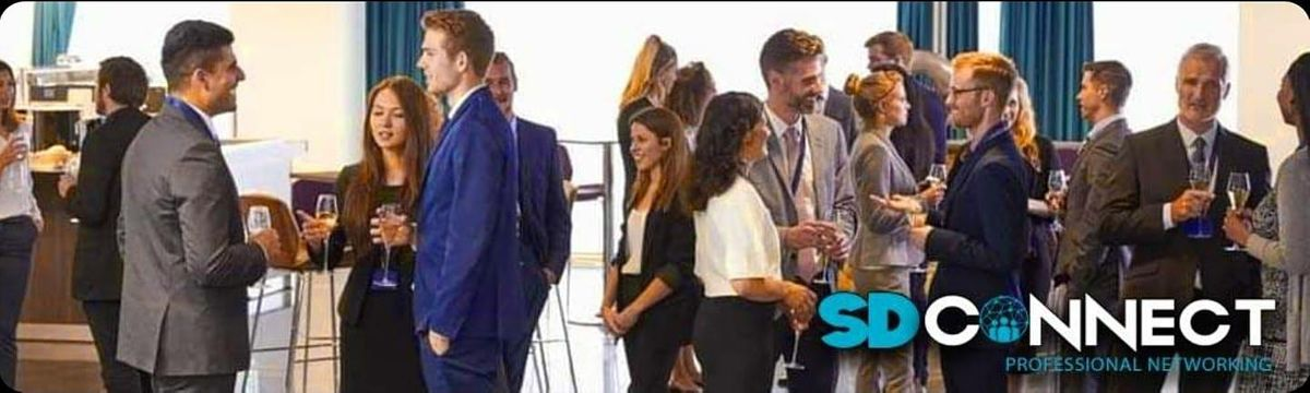 SD Connect Business Networking Mixer - October 2021