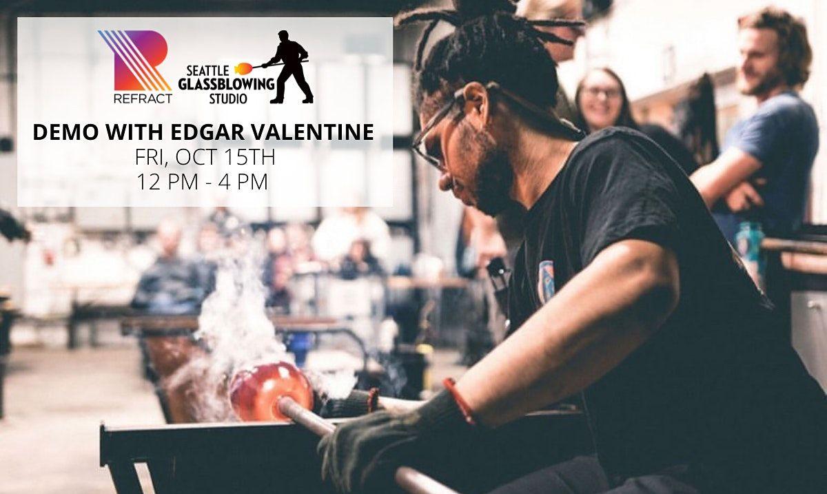 Live Demonstration with Edgar Valentine