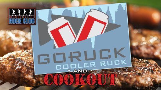 GORUCK Cooler Carry Ruck & Cookout