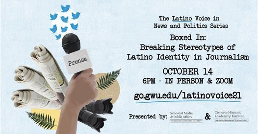 Boxed in: Breaking Stereotypes of Latino Identity in Journalism