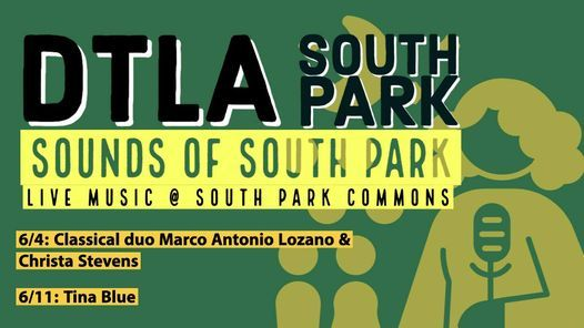 Sounds of South Park