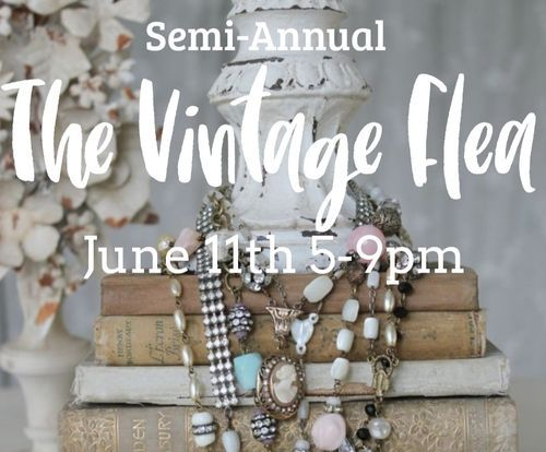 Chicks Night Out- The Vintage Flea