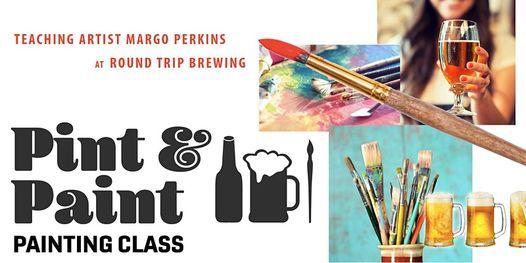 Pint & Paint Painting Class