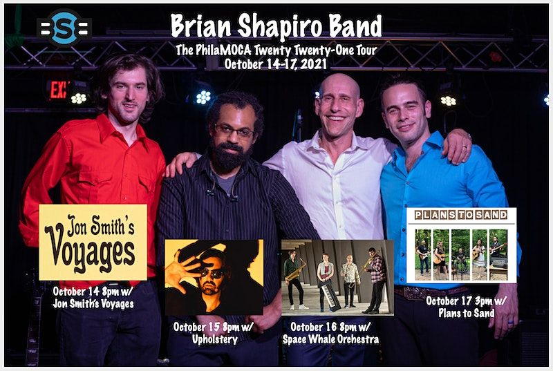 Brian Shapiro Band - Day One