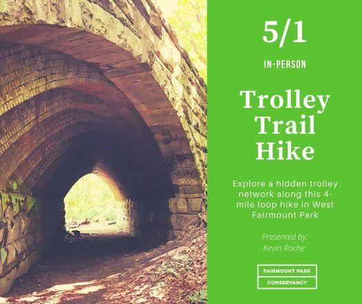 Trolley Trail Hike