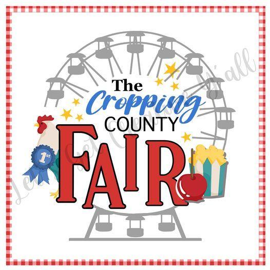 The Cropping County Fair Deluxe Scrapbook Crop