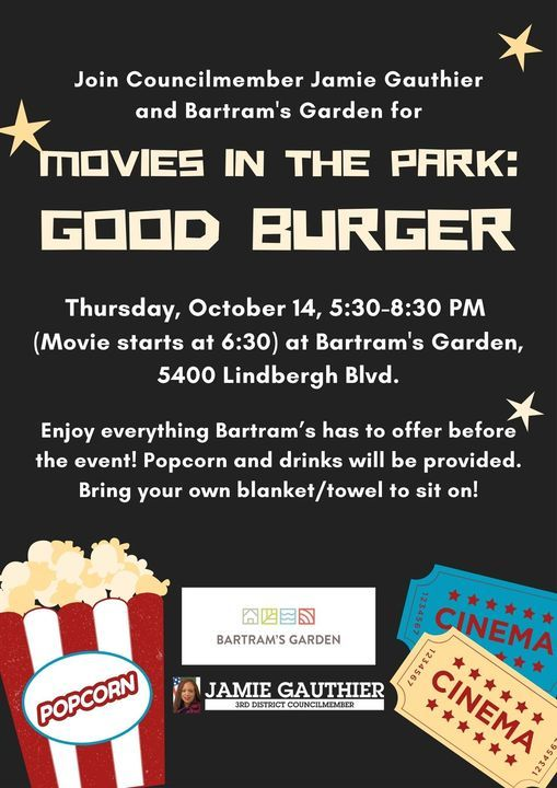 Movies in the Park: Good Burger