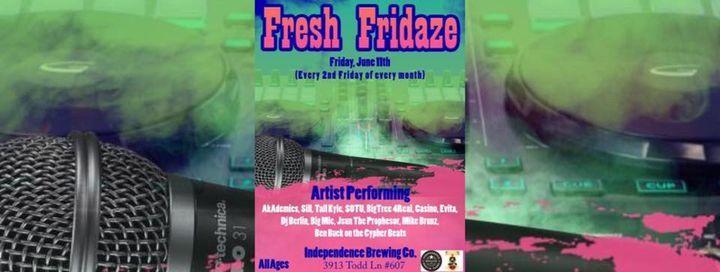 Fresh Fridaze