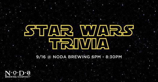 Star Wars Trivia!