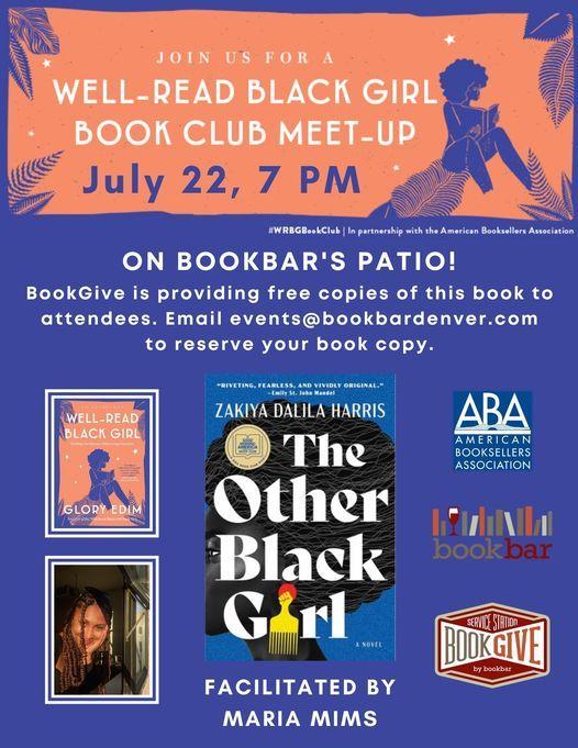 Well Read Black Girl Book Club