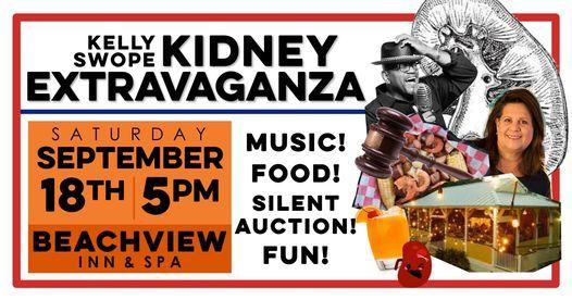 Kelly Swope Kidney Extravaganza