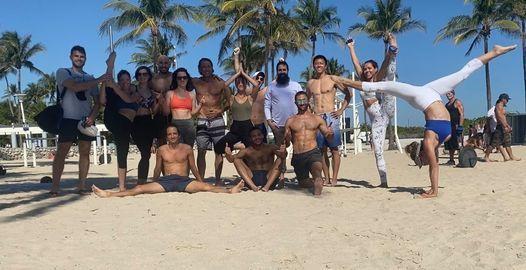 Handstand Jam @ Muscle Beach