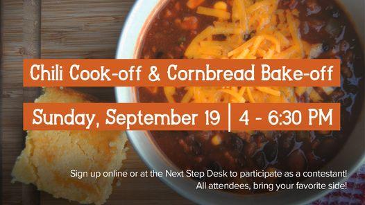 Chili Cook-off & Cornbread Bake-off