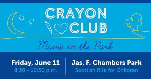 Crayon Club\u2019s Outdoor Movie Night