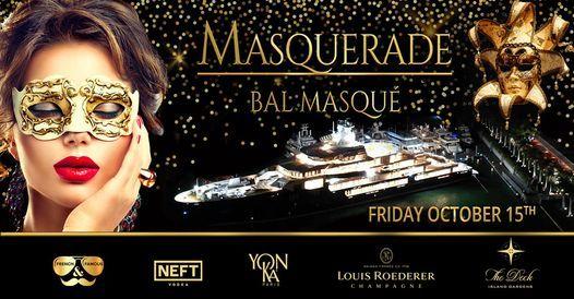 Masquerade - Bal Masqu\u00e9 - by French & Famous