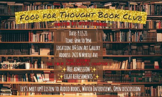 Food For Thought Book Club