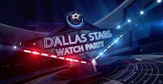 WATCH PARTY - Dallas Stars vs New York Rangers (Season Opener)