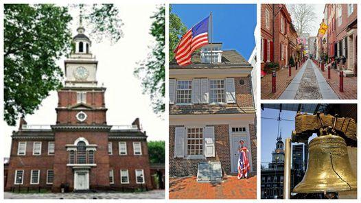 Old City Walking tour of Philadelphia