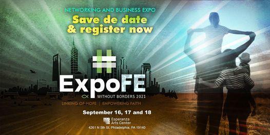 ExpoFe USA sin Fronteras 2021
