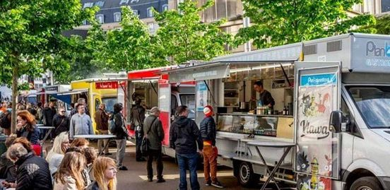 Philly Food Truck Festival live 2021