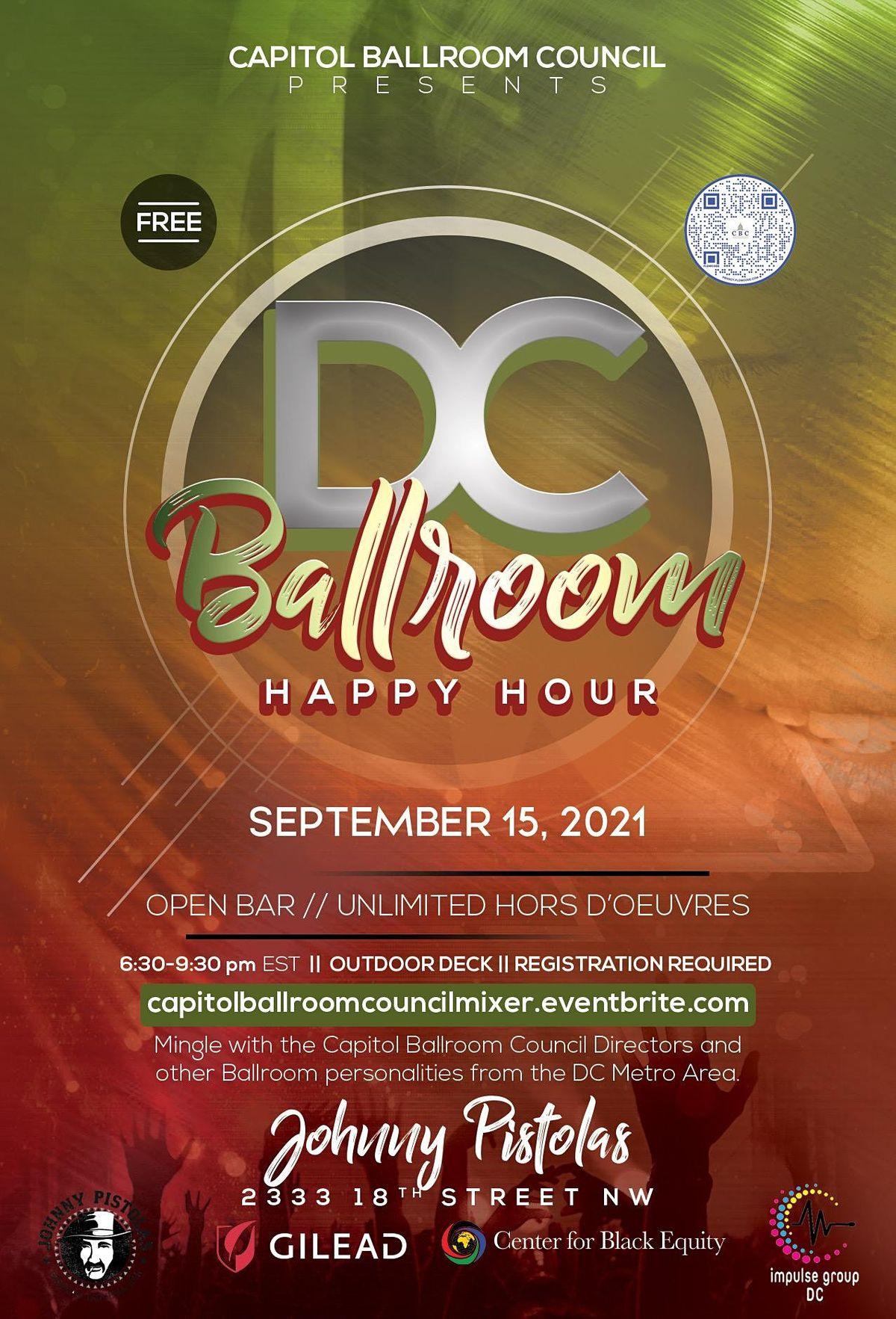 Capitol Ballroom Council Meet & Greet Mixer