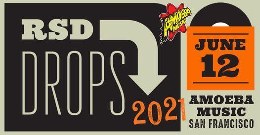 Record Store Day Drop #1 at Amoeba SF
