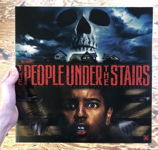 Plazadrome and Terror Vision Records Present: The People Under The Stairs