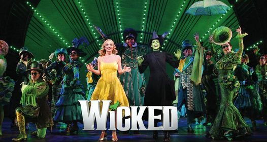 Wicked Musical in Charlotte