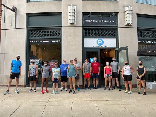 PR University City Group Run - Saturday